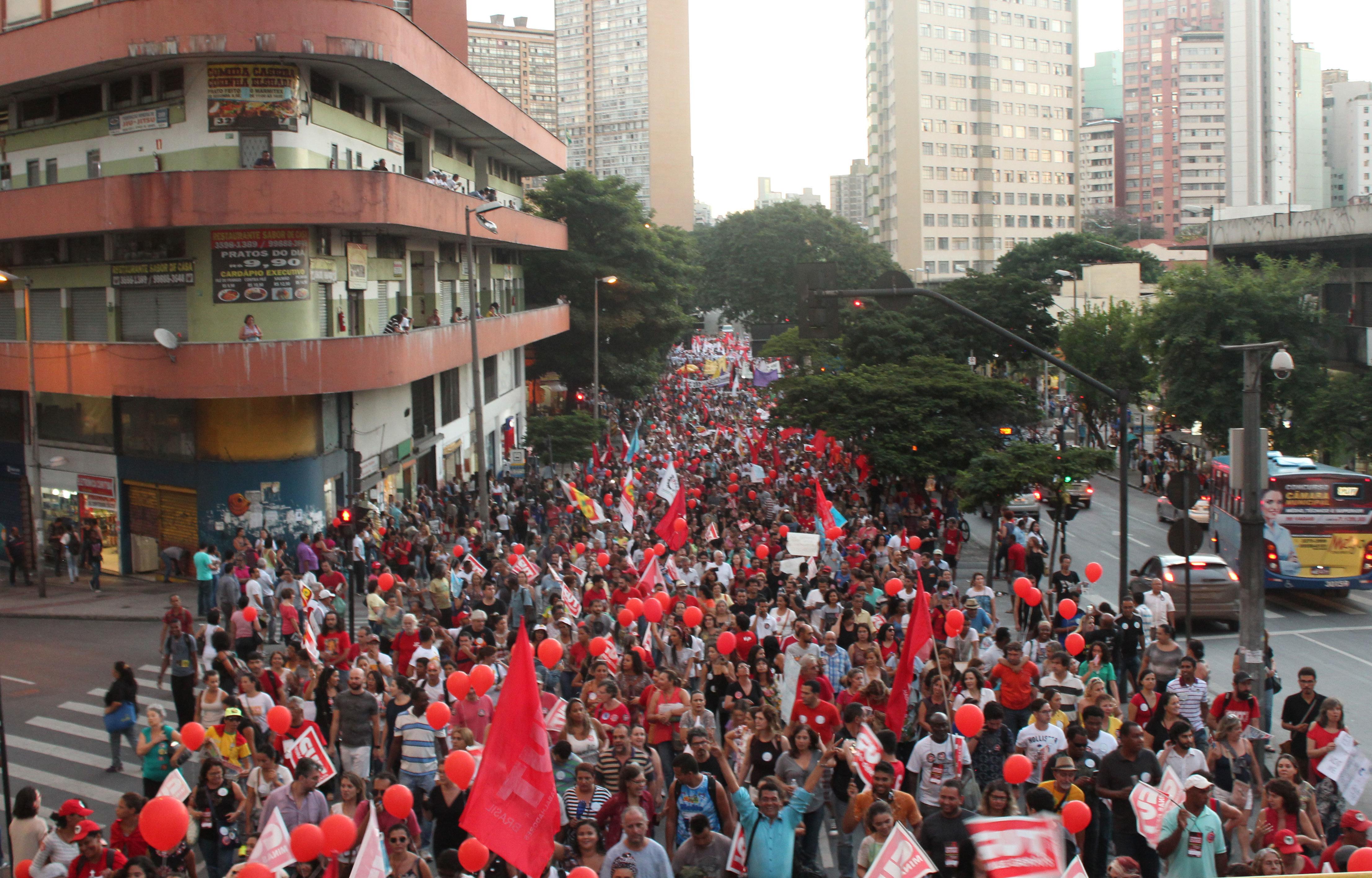 Dia Nacional de Paralisação contra a Reforma da Previdência