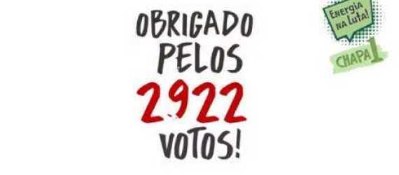 Chapa 1 reeleita!