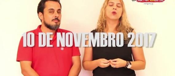 Dia 10 de novembro: todos contra as reformas golpistas!