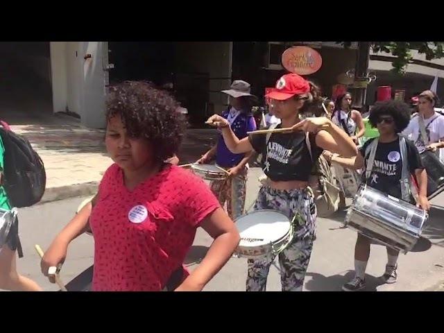 #8deMarçoBH: Intervenção na Justiça Federal