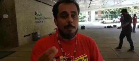 Rejeitamos a proposta EM MESA! | #PartiuPraLuta