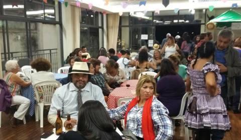 Confira as imagens da Festa Junina no Sindieletro!