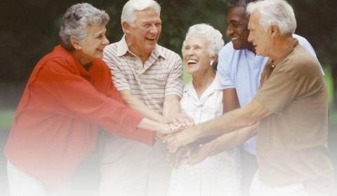 Você está convidado para o encontro dos aposentados em Carmo do Cajuru