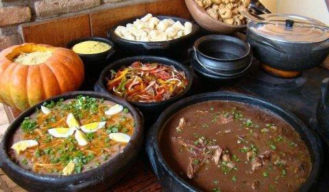Interessados têm até 12 de janeiro para apresentar propostas para a Casa da Gastronomia Mineira