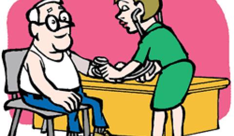 Adoecer em segredo faz mal à saúde