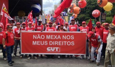 Novos protestos dia 18, contra a Reforma Trabalhista