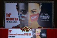 14� Congresso Estadual da CUT Bahia