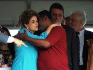 Dilma recebe t�tulo de cidad� baiana