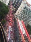 100 mil marcham contra impeachment na Paulista