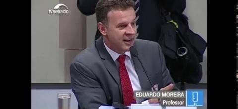 Palestra de Eduardo Moreira no Senado Federal sobre a Reforma da Previdência (versão full)