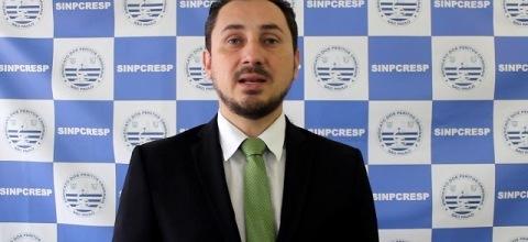 Presidente do SINPCRESP fala sobre ação do sindicato em favor de salário