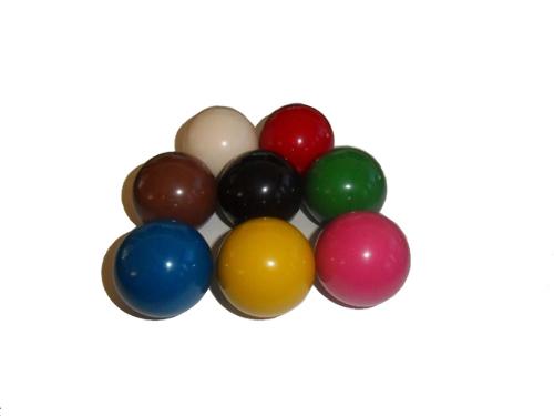 Bolas Snooker