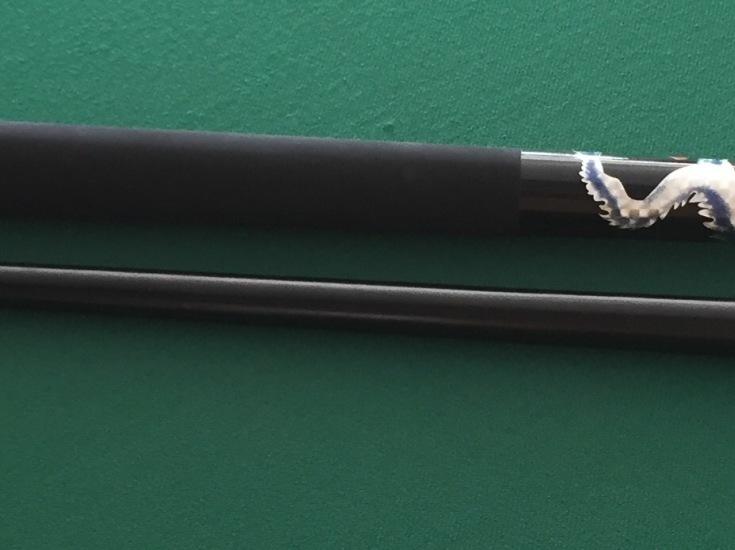 Taco Fibra de Carbono