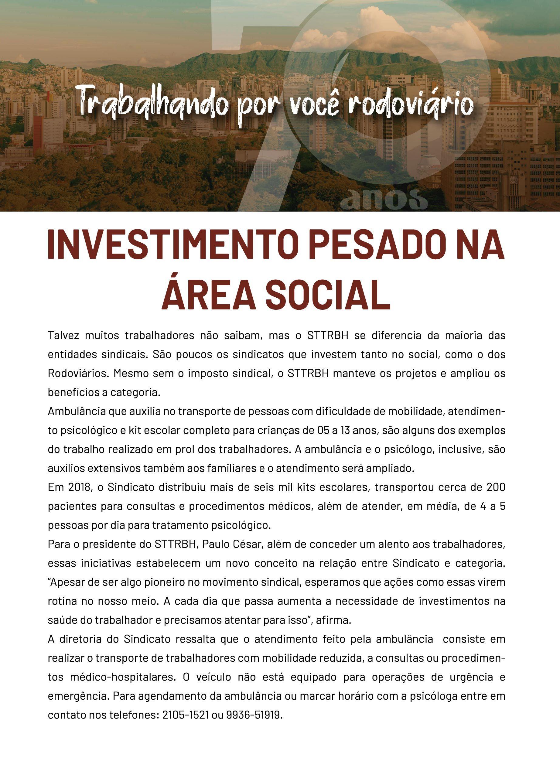 area socia