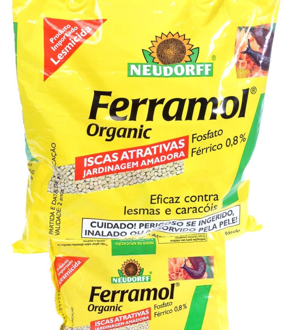 Ferramol Organic Lesmicida