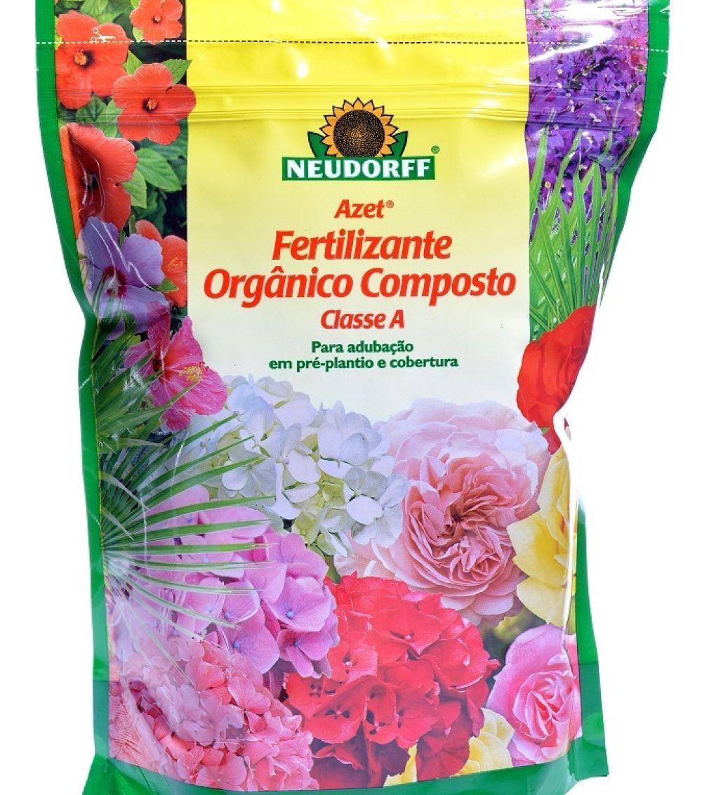 Azet - Fertilizante Orgânico
