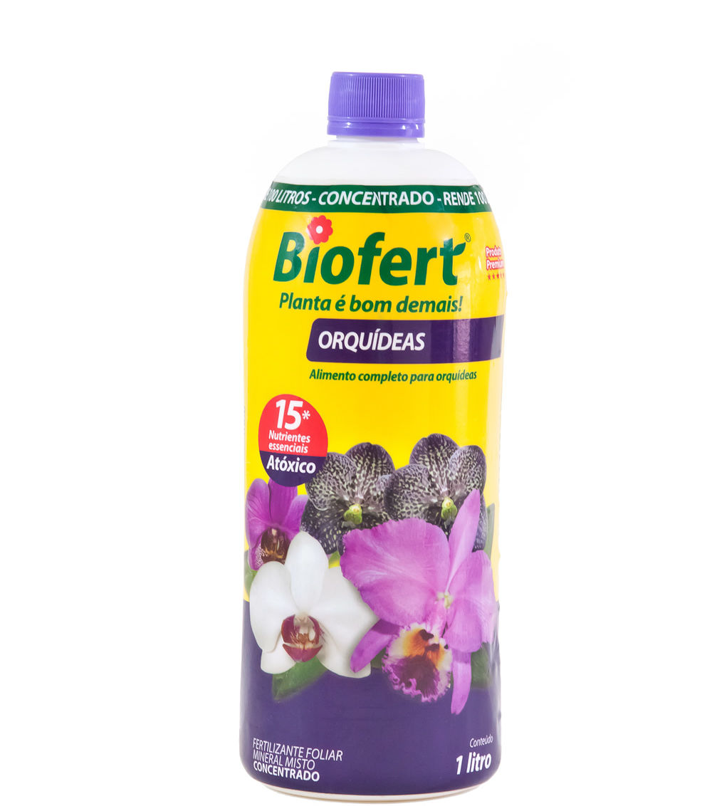 Biofert Orquídeas Concentrado