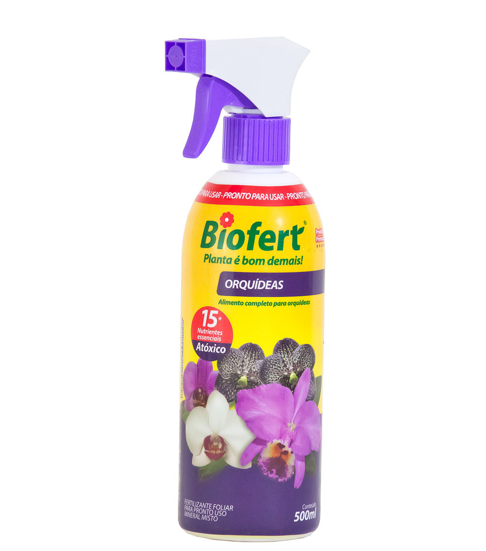 Biofert Orquídeas Pronto Uso