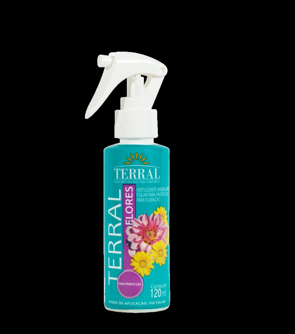 Terral Flores Pronto para Uso 120ml