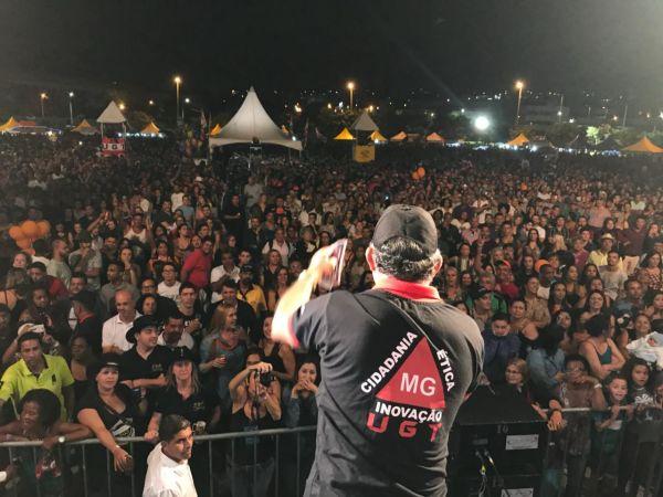 Festa do Trabalhador 2018 - Parque Linear Sarandi, em Contagem