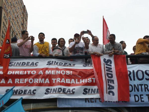 28 de abril - greve e ato público unificado em Belo Horizonte