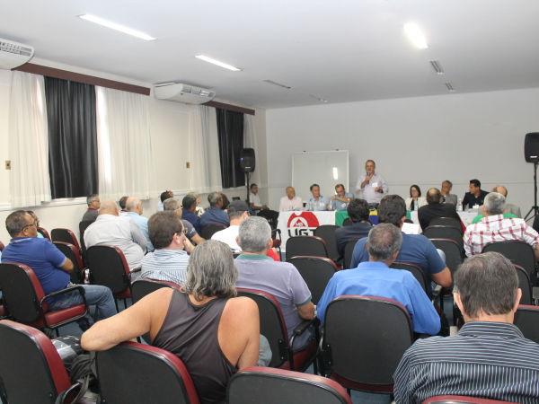 Seminário Regional Sul der Minas - outubro 2016