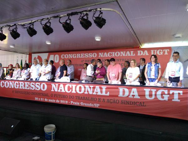 4º Congresso Nacional da UGT - 30 e31 de maio 2019