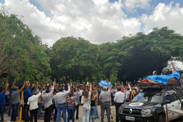 CAMPANHA SALARIALL DA CAEMA 29 DE JULHO