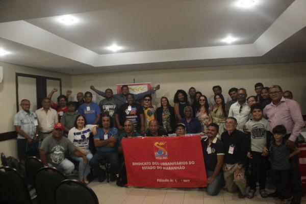 Encontro Regional de São Luís - Preparatório ao 6º Congresso dos Urbanitários