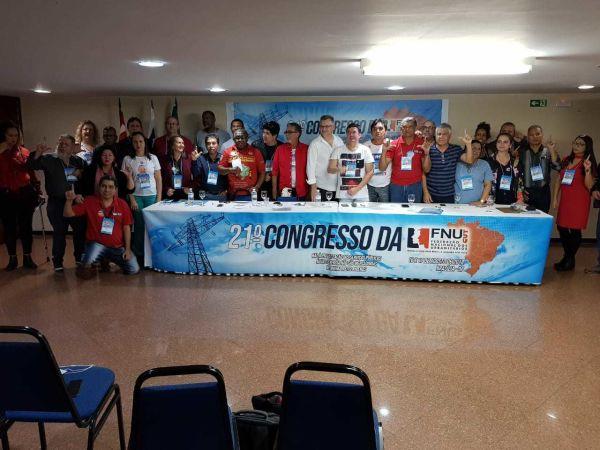 21° Congresso Nacional dos Urbanitários