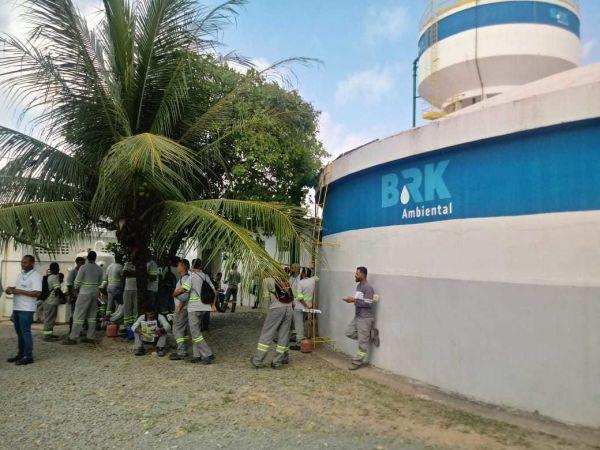 Campanha salarial da BRK