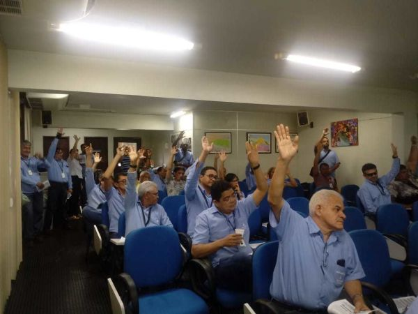 Trabalhadores da Eletronorte aprovam pauta específicas do ACT -2019