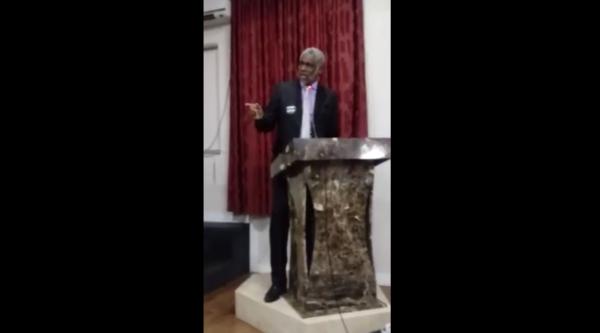 Wellington Diniz diretor do Stiuma continua sua fala