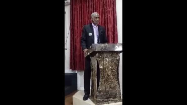 Wellington Diniz diretor do Stiuma fala sobre a Eletronorte