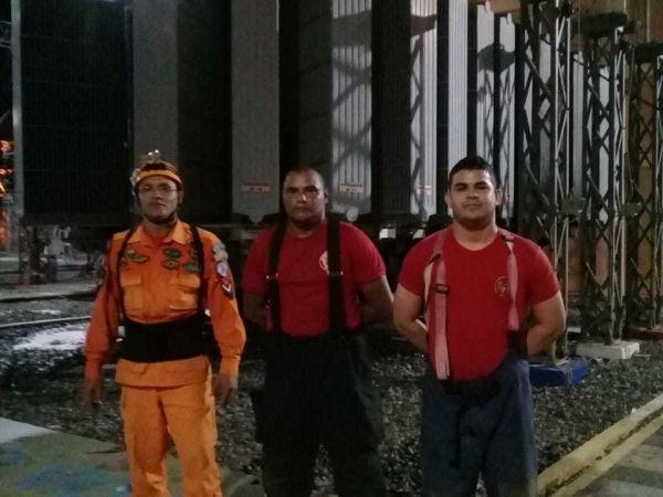 Subestação da Eletronorte em Miranda sofre incêndio
