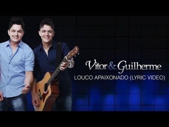 Louco Apaixonado (Lyric Video)