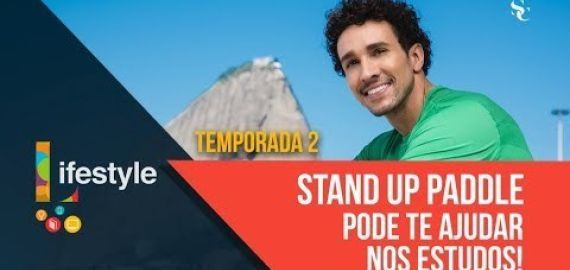 Stand Up Paddle pode te ajudar nos estudos!