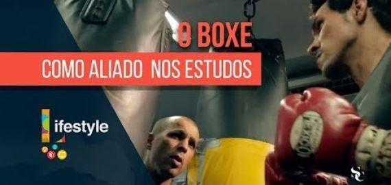 Boxe como aliado nos estudos