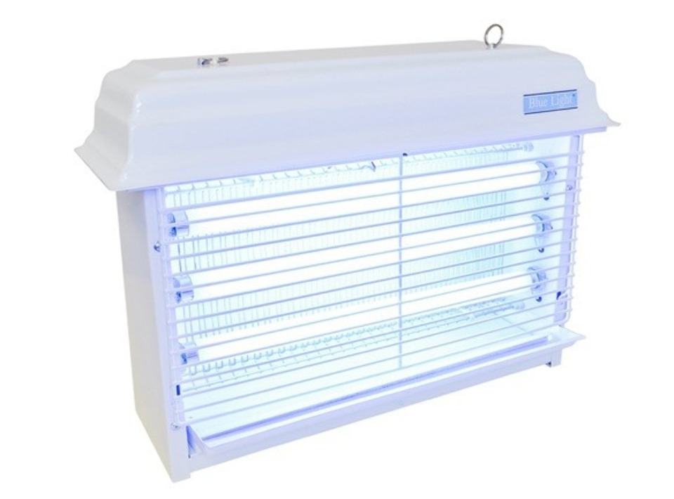 MATA INSETOS - BLUE LIGHT - BL-60 - CENTRAL