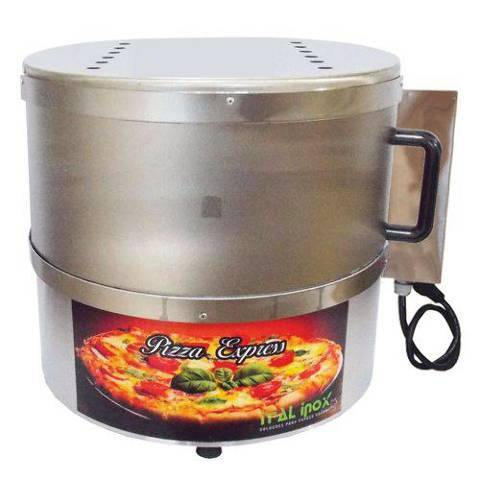 FORNO PARA PIZZA - EXPRESS ELETRICO 220V - ITAL INOX
