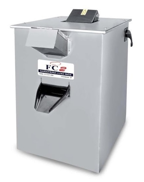 ENGENHO - DE CANA - INOX - 1,0 CV - FC2