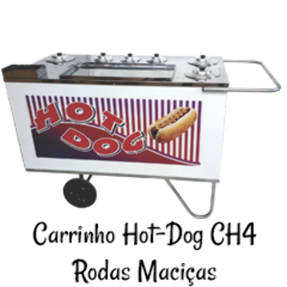 CARRINHO DE CACHORRO QUENTE - ALSA