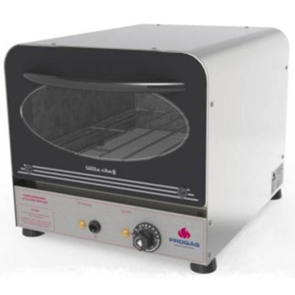 FORNO LITTLE CHEF INOX PRPE-200 - PROGÁS