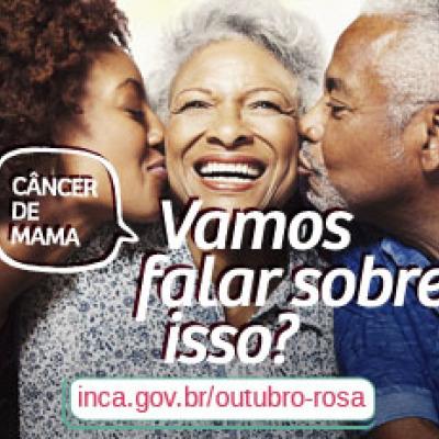 OUTUBRO ROSA: PREVENÇÃO DO CÂNCER DE MAMA