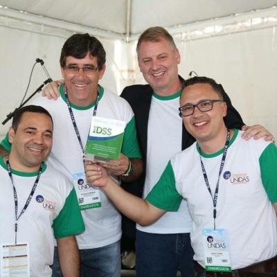 Unidas premia a Copass Saúde pela nota no IDSS
