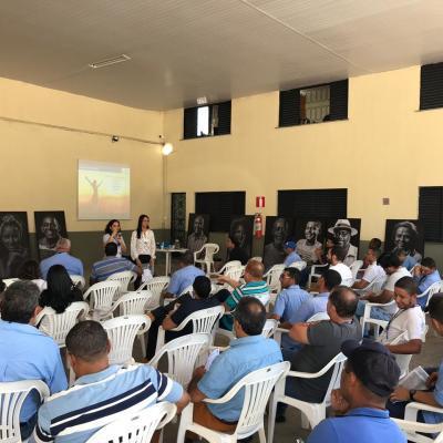Promoção da saúde em Ribeirão das Neves