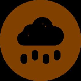 Analise os registros meteorológicos com o Relatório 'Acompanhamento de dados de clima'