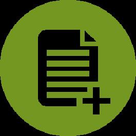 Instruções completas para a utilização dos formulários