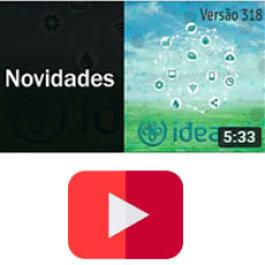Vídeo com as principais novidades da versão 318 do IDEAGRI Desktop