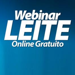 Webinar LEITE - Online Gratuito ao vivo - 28 de fevereiro